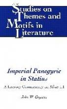 Geyssen, John W. Imperial Panegyric in Statius