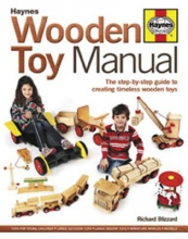 Blizzard, Richard Wooden Toy Manual