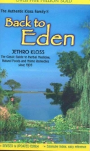 Jethro Kloss Back to Eden