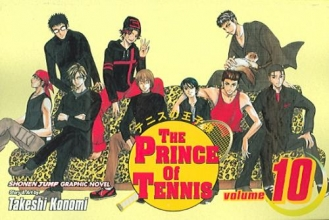 Konomi, Takeshi Prince of Tennis, Volume 10