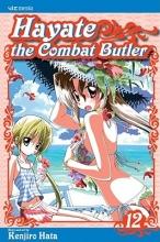 Hata, Kenjiro Hayate the Combat Butler 12