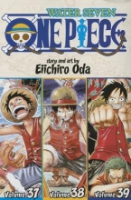 Oda, Eiichiro One Piece Water Seven 37-38-39