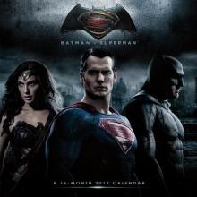 Batman V Superman - Dawn of Justice 2017 Calendar