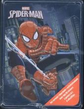 , Disney Spiderman Happy Tin