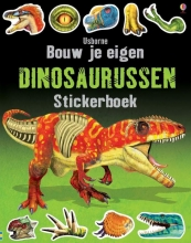 , Bouw je Dinosaurussen eigen stickerboek
