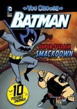 Sazaklis, John Super-Villain Smackdown!