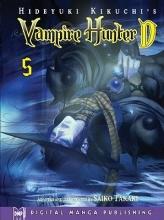 Kikuchi, Hideyuki Hideyuki Kikuchi`s Vampire Hunter D, Volume 5