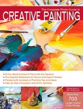 Paula Guhin,   Geri Greenman Complete Photo Guide to Creative Painting