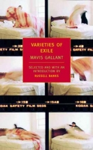 Gallant, Mavis,   Banks, Russell Varieties of Exile