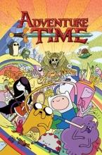 North, Ryan Adventure Time, Volume 1