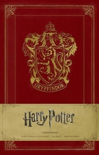 Insight Editions Harry Potter Gryffindor Journal