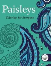 Skyhorse Publishing Paisleys: Coloring for Everyone