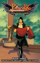 Whitley, Jeremy Princeless Raven the Pirate Princess 3