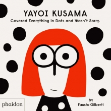 Fausto Gilberti Yayoi Kusama Covered Everything in Dots and Wasn`t Sorry.
