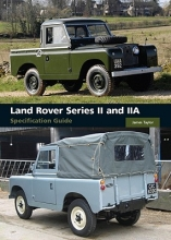 James Taylor Land Rover Series II and IIA Specification Guide