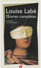 Labe, Louise Sonnets-Elegies Debat De Folie Et D`Amour