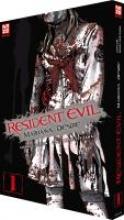 Serizawa, Naoki Resident Evil 01