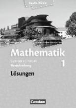 Bigalke, Anton,   Kuschnerow, Horst,   Köhler, Norbert,   Ledworuski, Gabriele Band 1 - Lösungen zum Schülerbuch