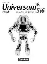 Universum Physik 5./6. Schuljahr - Gymnasium Nordrhein-Westfalen G9 - Lösungen zum Schülerbuch
