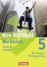 New Highlight 5: 9. Schuljahr. Workbook