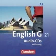 Schwarz, Hellmut English G 21 - Ausgabe A/Band 5/9. Sj./2 CDs