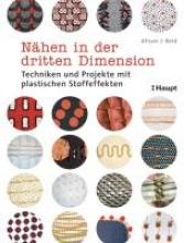 Reid, Alison J. Nähen in der dritten Dimension