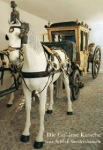 Goldene Kutsche vom Schloss Sondershausen