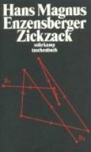 Enzensberger, Hans Magnus Zickzack