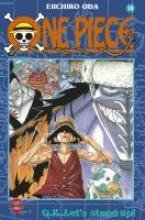 Oda, Eiichiro One Piece 10. O.K. Let`s stand up!