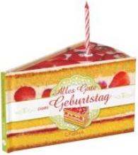 Lehmacher, Georg Alles Gute zum Geburtstag: Erdbeertorte