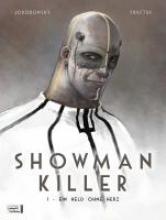 Jodorowsky, Alejandro Showman Killer 01