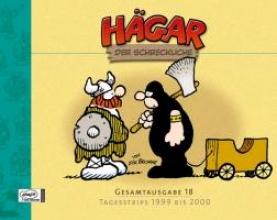 Browne, Dik Hägar Gesamtausgabe 18