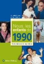 Maufras, Jérôme Nous, les enfants de 1990