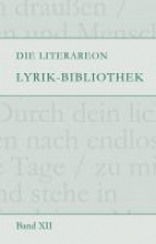 Die Literareon Lyrik-Bibliothek - Band 12