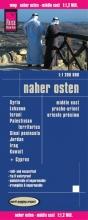 , Reise Know-How Landkarte Naher Osten  (1:1.200.000)