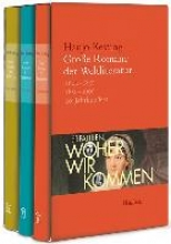 Kesting, Hanjo Groe Romane der Weltliteratur