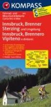 , Kompass FK3411 Innsbruck, Brenner, Sterzing