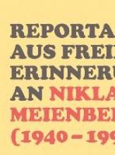 Haenni, Urs Reportagen  aus Freiburg