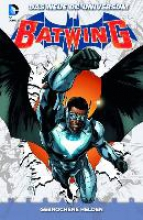Winick, Judd Batwing Megaband 01: Gebrochene Helden