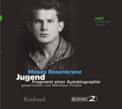Rosenkranz, Moses Jugend - Hrbuch, MP3-CD
