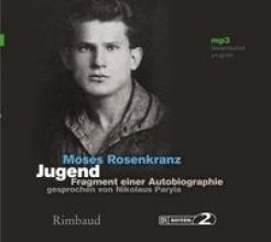 Rosenkranz, Moses Jugend - Hörbuch, MP3-CD