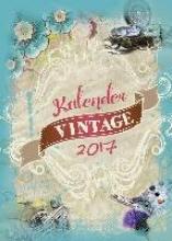 Kalender Vintage-Style 2017