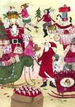 Silke Leffler, Adventskalender Weihnachtstreiben
