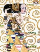 Gustav Klimt - Tree of Life - Lebensbaum Blankbook