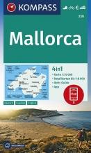 , KOMPASS Wanderkarte Mallorca 1:75 000