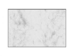 , visitekaartjes Sigel 3C 225grs pak a 100 stuks marmer grijs