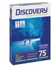 , Kopieerpapier Discovery A3 75gr wit 500vel
