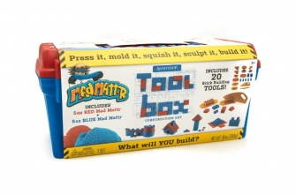 , MadMattr Tool Box incl. 20 tools + Blauw en Groen (2x283 gra