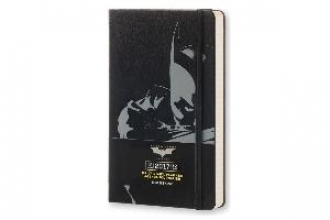 MOLESKINE BATMAN 12 MONATE TAGESKALENDER 2017 L/A5, HARD COVER
