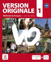 Version Originale 1 - Livre de l`élève + CD + DVD